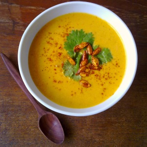 Recipe-For-Curried-Pumpkin-Soup